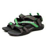 professtional custom summer stylish flat Sandals for men made in china