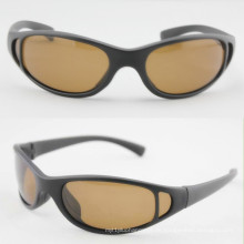 Polarisierte Mode-Qualität Sport-Sonnenbrille mit BSCI Audit (91205)