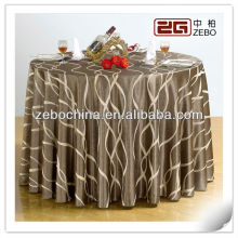 High Quality Luxury Restaurant Tablecloth