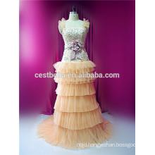 New Pattern Long Maxi Dress Abaya Dubai Style Dubai PINK Muslim Wedding Dress