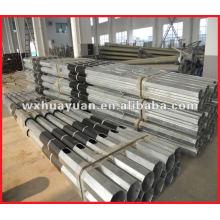 galvanized steel electric post