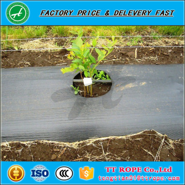 High quality weed control mat/ landscape ground cover fabric