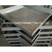 Stainless Steel Perforated Drying Fish Trays