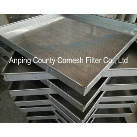 1mm Thickness 316 Stainless Steel Fruit  Drying Tray