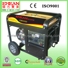 4kw Soundproof Portable Single Generator Gasoline Stc 12 Mouth Warranty