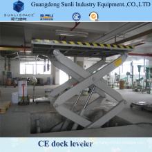 Mechanical Hydraulic Loading Platform Dock Ramp