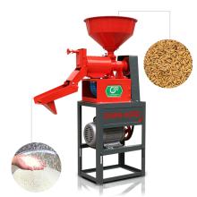 DAWN AGRO Reismühlen-Verarbeitungsmaschine für den Hausgebrauch / automatische komplette Reismühlen-Maschinerie Preis 0811