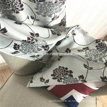 100% Polyester Jacquard Bunte Blackout Vorhang
