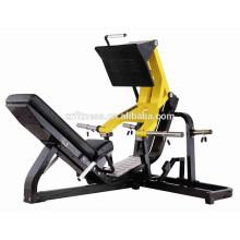 noms libres de matériel de gymnastique de poids Machine de presse de jambe (FW09)