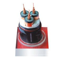 TAISHAN XLPE aislado cable de MT