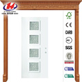 4 Lite Prefinished Prehung Front Door