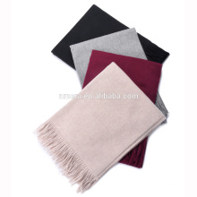 Inner Mongolia manufacturer cashmere wool blended shawl SCR0149 winter thickening warm scarf