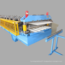 Bangnuo Double Layer Colored Steel Roof Tile Roll Forming Machine