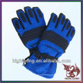 Wholesale Winter Sports Warm Winterproof Polyester Waterproof Ski Gloves