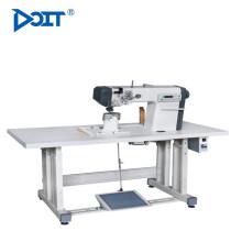 Máquina de costura automática de ponto fixo com agulha única DT 592 para sapata