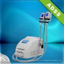 Cryolipolysis para la eliminación de la grasa / la máquina que aprieta de la piel
