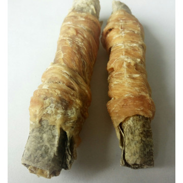 Best selling rabbit ear with chicken dog food