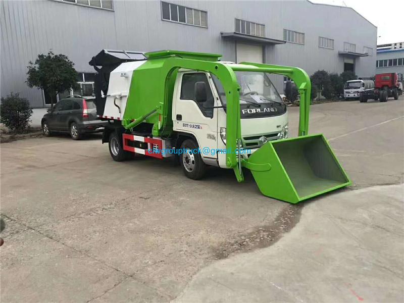 Front Loader Truck 3