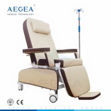 AG-XD208A Medikation Patienten Phlebotomie Verwendung mechanisch anpassen Krankenhaus Krankenpflege Stuhl