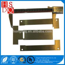 Lámina de laminación EI de acero grueso de silicio de 0.5 mm