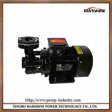 Horizontal high temperature heat circulating oil gear pump