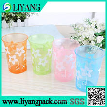 Simple White Color Design, Heat Transfer Film for Plastic Cup