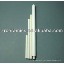 99% tube céramique isolant alumine al2o3