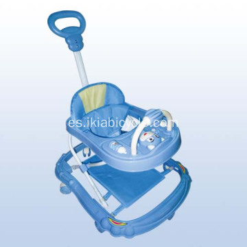 Lindo diseño Kids Learning Toy Musical Walker