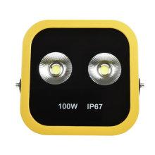 China fabricante profesional de la luz de inundación LED 100W IP65