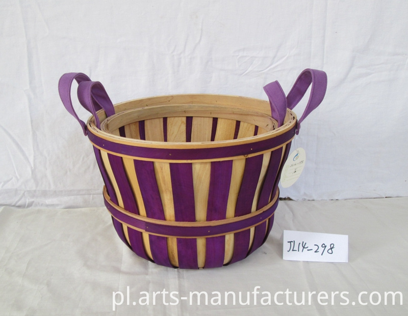 garden decoration basket