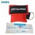 Professioneller CPR-Masken-Schlüsselbund