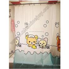 Cortinas de ducha de estilo encantador