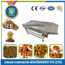 SS poultry dog feed extruder dryer equipment
