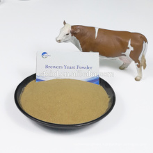 Dry brewer yeast powder for animal feed yeast