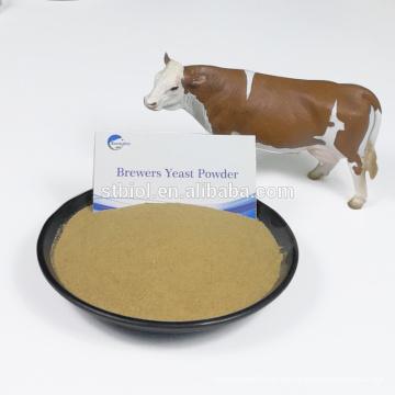Trockenbrühhefe Pulver für Tierfutterhefe