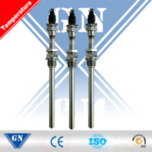 Round Plug Type Armored Thermocouple (CX-WR)