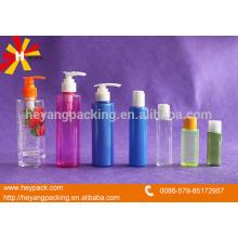 Tapa de rosca multicolor envase cosmético