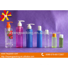 multicolor screw cap cosmetic container