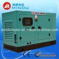 Generador diesel silencioso de la potencia de emergencia 160kw Weichai