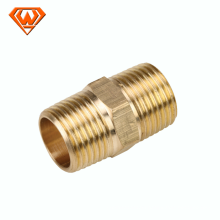 brass union with nipples both end solder type for pipe od76.1mm