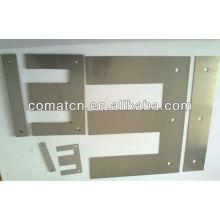 EI não orientada para laminação de aço do silicone elétrica EI
