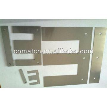EI no orientado acero eléctrico del silicio EI laminación