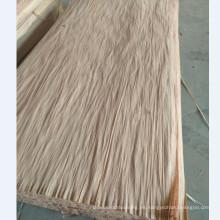 Oferta de fábrica de chapa de madera natural, chapa de 4 * 8 PLB en Linyi