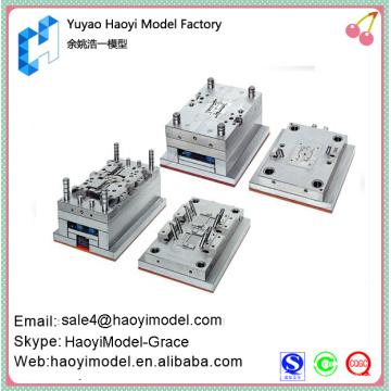 China molde de inyección de la máquina de aluminio de inyección de molde de inyección de alta calidad de plástico molde