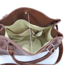 Vintage Women's Leather Tote Great for Business