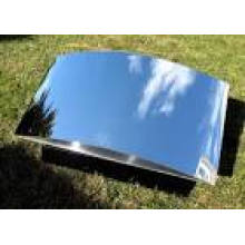 factory price spacular/mirror aluminum sheet/coil for LED light used or solar collector