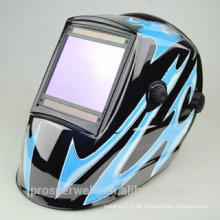 Solar Auto Darkening Schweißhelm Arc Tig Mig zertifizierte Maske