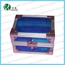 Professional Beauty Acrylic Cosmetic Case (HX-Y006-2A)