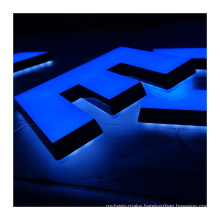 3D Lighting Acrylic Mini LED Channel Letter Sign Bending Machine Making Acrylic 3D Mini Lighting Letters