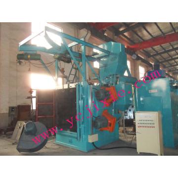 Machine de grenaillage à poussée (Q378E)
